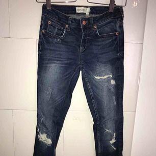 Jeans från GinaTricot, tajta och snygga på!