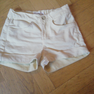 Yellow shorts from cubus