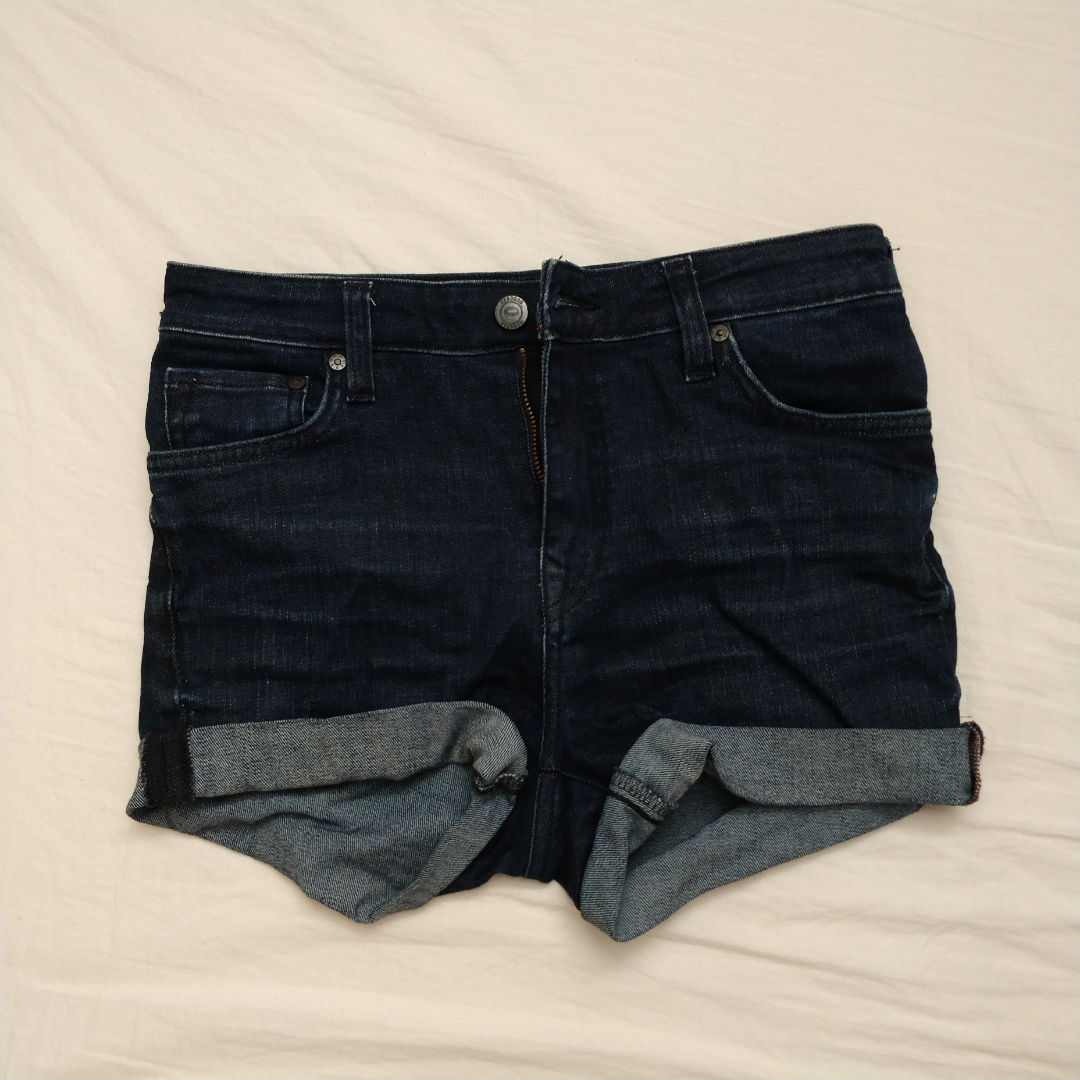 Shorts from Crocker, size 29 I would say correspond to S / M, I have M in the usual cases but they are a little too small. Very good fit, however, when I used them + as a new condition! Cut off myself and folded up with a safety pin on the sides, free to remove and sew yourself a few stitches! ❤️. Övrigt.