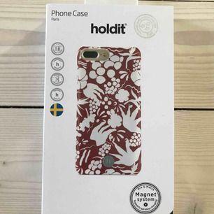 Jättefint mobilskal med mönster.  Helt nytt! Nypris: 229:-   Passar: iPhone 6,6s,7, 7 + 8 plus.  Köparen står för frakten.  Kan mötas i Göteborg ⭐️