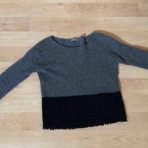 Hunkydory ull tröja. Mer som en small lite crop på mig.