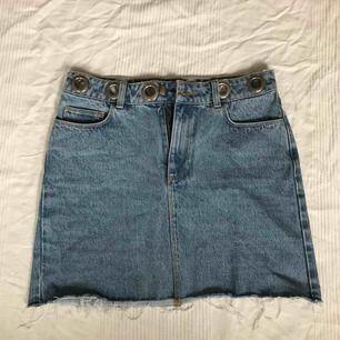 Jätte snygg kjol som är för liten. Den är använd 1 gång då jag provade den.😉