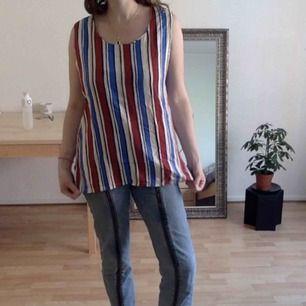 Cheerful summer blouse