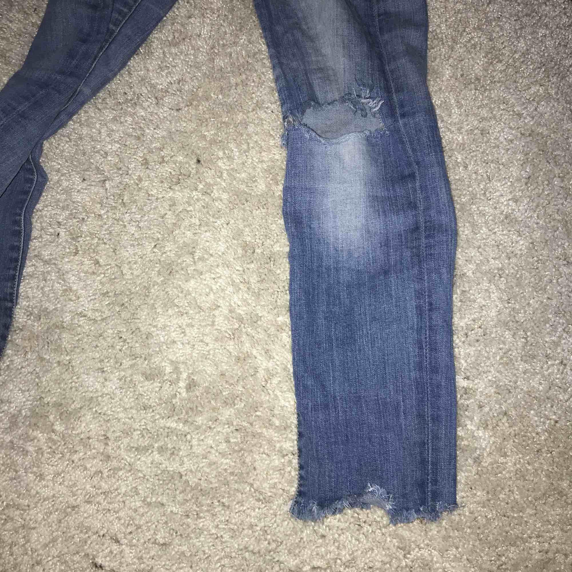 Avklippta crockerjeans. Jeans & Byxor.
