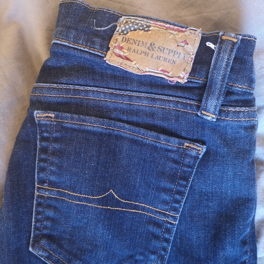 Skinnjeans från Ralph Lauren. Jeans & Byxor.
