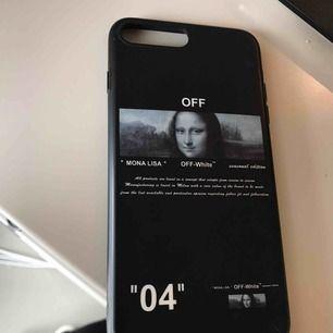 Överväger att sälja mitt superfina Off-White skal från deras Limited Edition. Passar: IPhone 7/8 PLUS