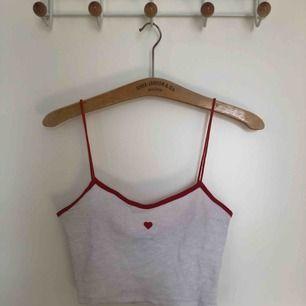 Cropat linne från topshop, fint skick