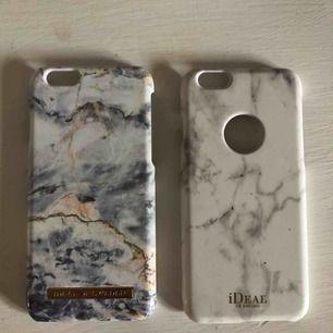 Snygga skal till iPhone 6/6s från Ideal of Sweden i väldigt bra skick! Säljer båda två för 90kr :))