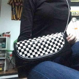 Asball chackrutig väska!!💘💘