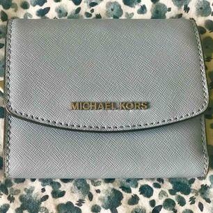 MK saffiano leather purse wallet Like new