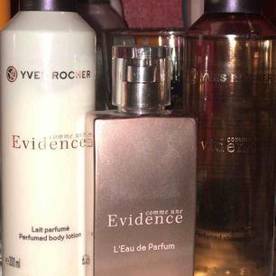 Perfym, lotion och shower gel Oanvänd