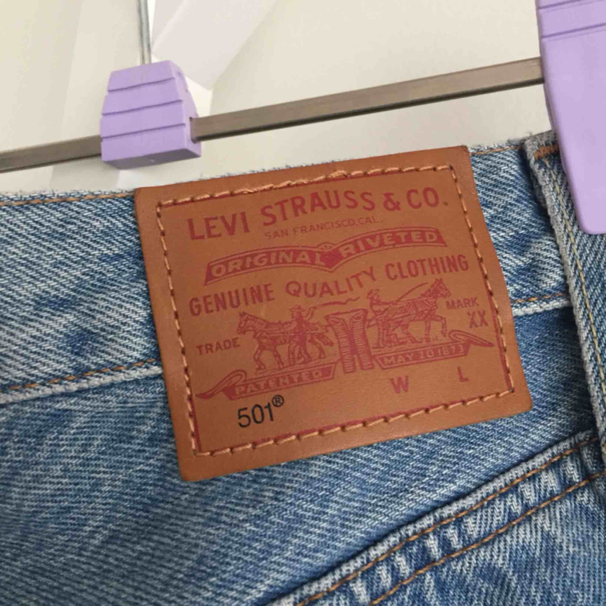 Levi's shorts 501! . Shorts.
