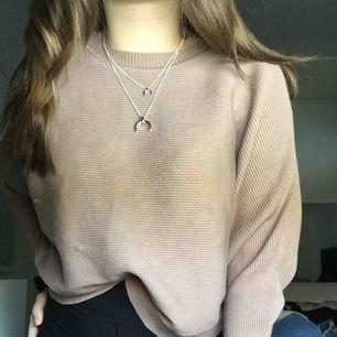 Stickad skön tröja från forever21