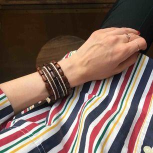 Lätt och fint bohemiskt armband 🐒