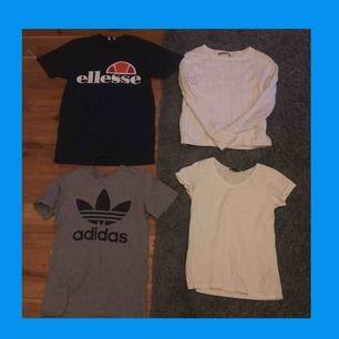 Säljer alla dessa jättefina 8 tröjor/jackor för bra pris! Skriv vilken du är intresserad av så skickar jag mer bilder och information om just det plagget!❤️