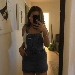 Gullig söt jeans klänning