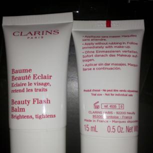 Clarins Beauty Flash Balm, 15ml. 6st för 250kr, säljer endast alla tillsammans.   Frakt 39kr