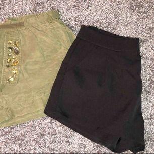 Två shorts 50kr st