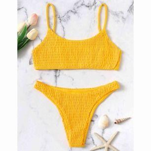 Oanvänd bikini   XS/S  Frakt 50kr