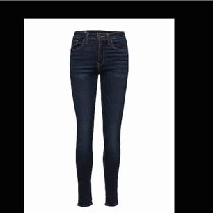 721 high Rise skinny Levis jeans