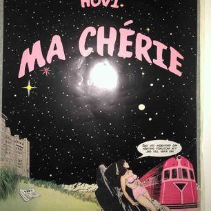 """""""Ma chérie"""" affisch - hov1. FETT snygg och är ännu snyggare i verkligheten. tar emot swish och kan samt mötas upp i stockholm !"""