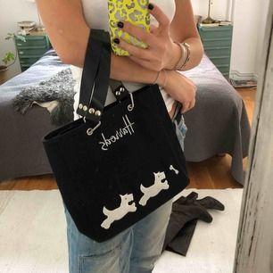 Harrods-handväska!