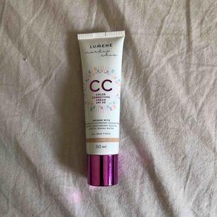 Lumene CC-cream i färgen light, cirka 80% kvar 🦋
