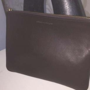 Origina Comme de Garçons leather bag.