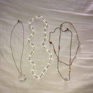 Blandade halsband! 25kr/st eller alla för 65kr! FRI FRAKT