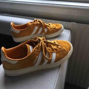 Gula skor från adidas