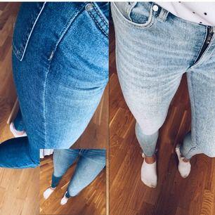 Supersnygga higher tighta jeans - ankle från BIKBOK. 180 :- st!