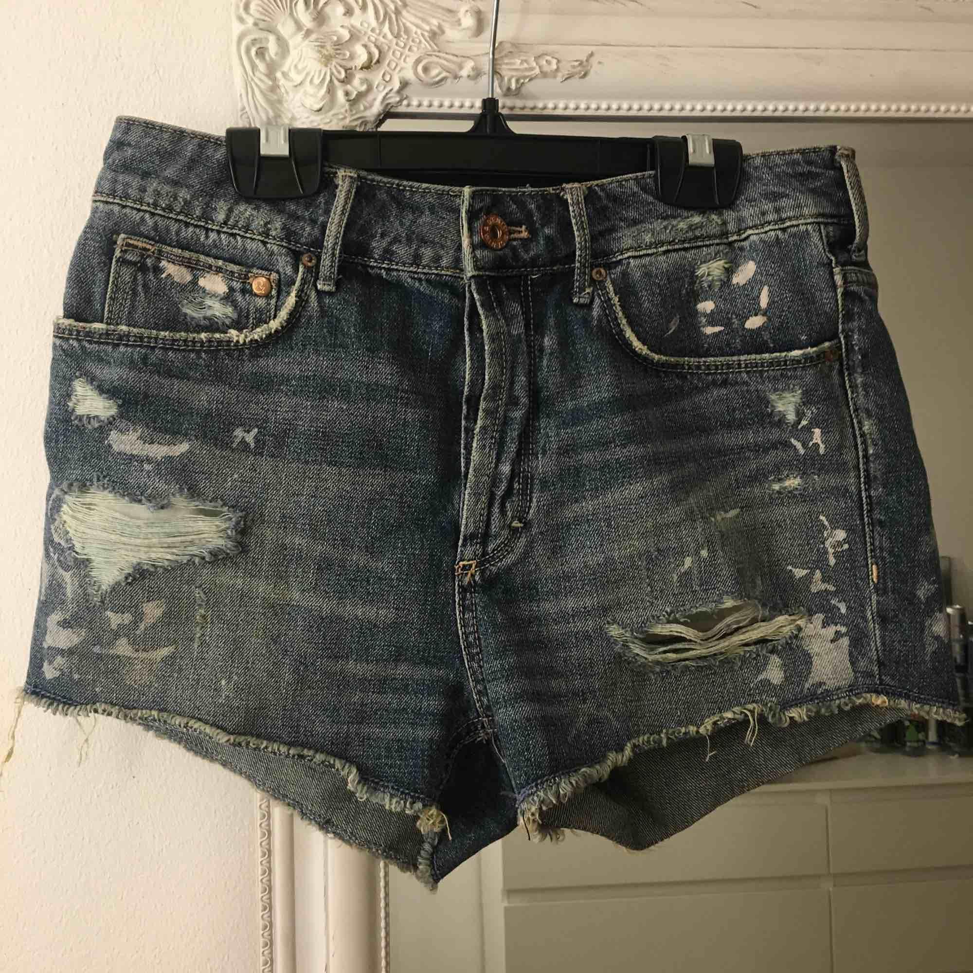 Jeansshorts 💙. Shorts.