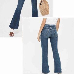 Bootcut jeans HELT NYA!!! Nypris 549kr Säljs pga för små