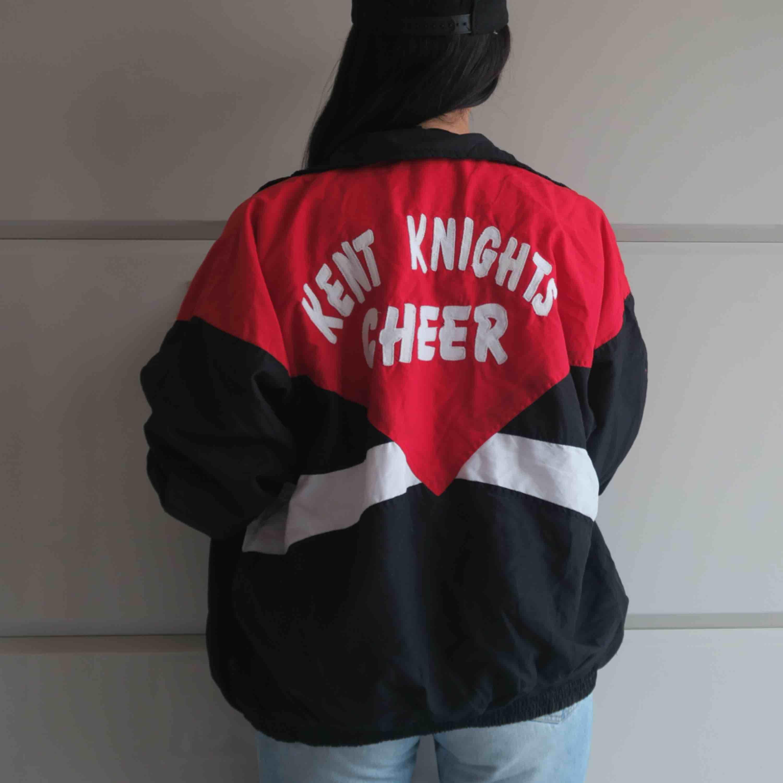 VINTAGE! Autentisk Kent Knight cheerleader jacka🏈 Strl S 349:-. Jackor.