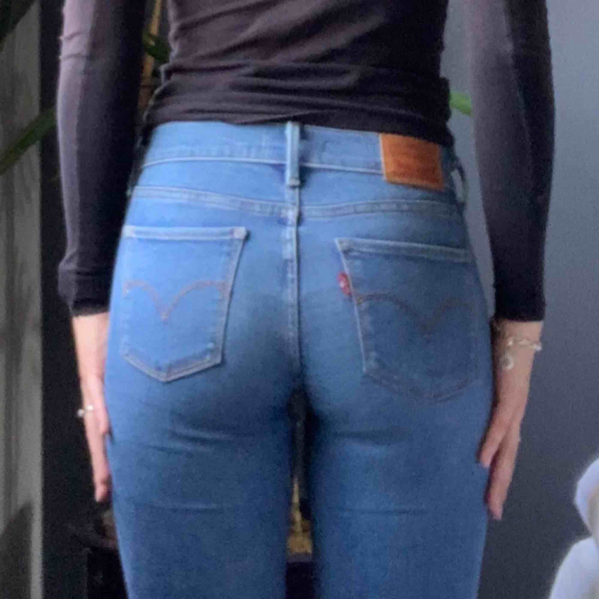 Levis 710, ljusblåa jeans, nya, kommer inte till användning. Jeans & Byxor.