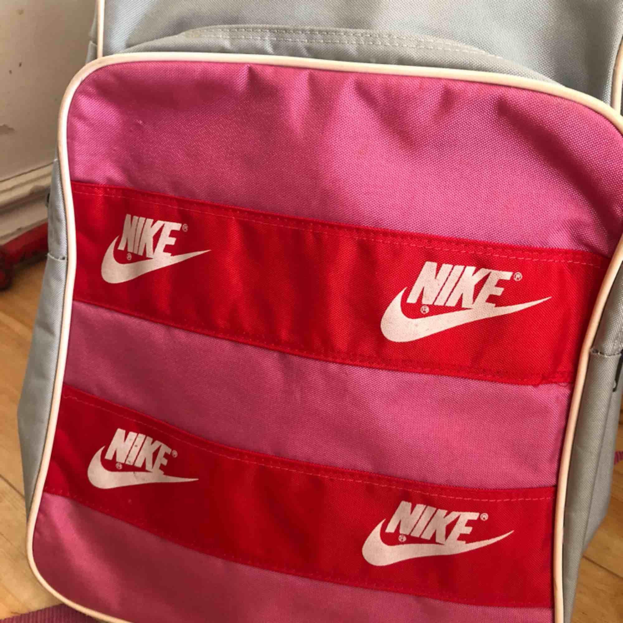 Vintage ryggsäck från Nike. 80-tal. . Väskor.
