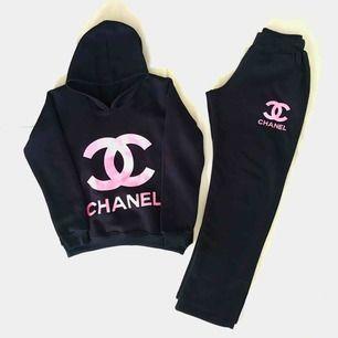 Leisure Chanel mjukis-set ✨ Frakt 60kr