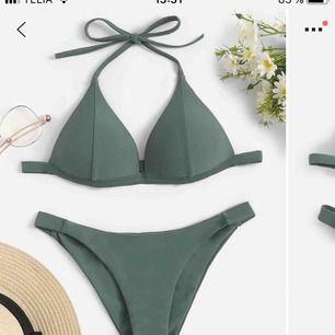 Fick hem bikinin den 16 Maj 2019. Från SHEIN. Bra kvalité  Liten i storleken. Egentligen S men passar XS. Båda ingår. Betala frakt själv. Snygg bikini för billigt pris