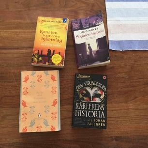Böcker till sommaren :)