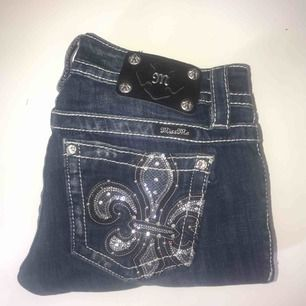 MissMe jeans i storlek 26, jättefint skick!