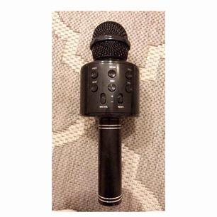 Usb och Bluetooth microfon