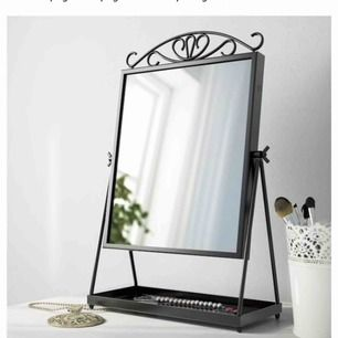 Säljer denna spegel från ikea i perfekt skick.