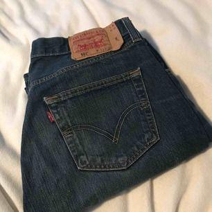Levis jeans herr, aldrig använda pga fel storlek.