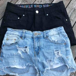 Säljer två par shorts 50kr styck Säg till för fler bilder