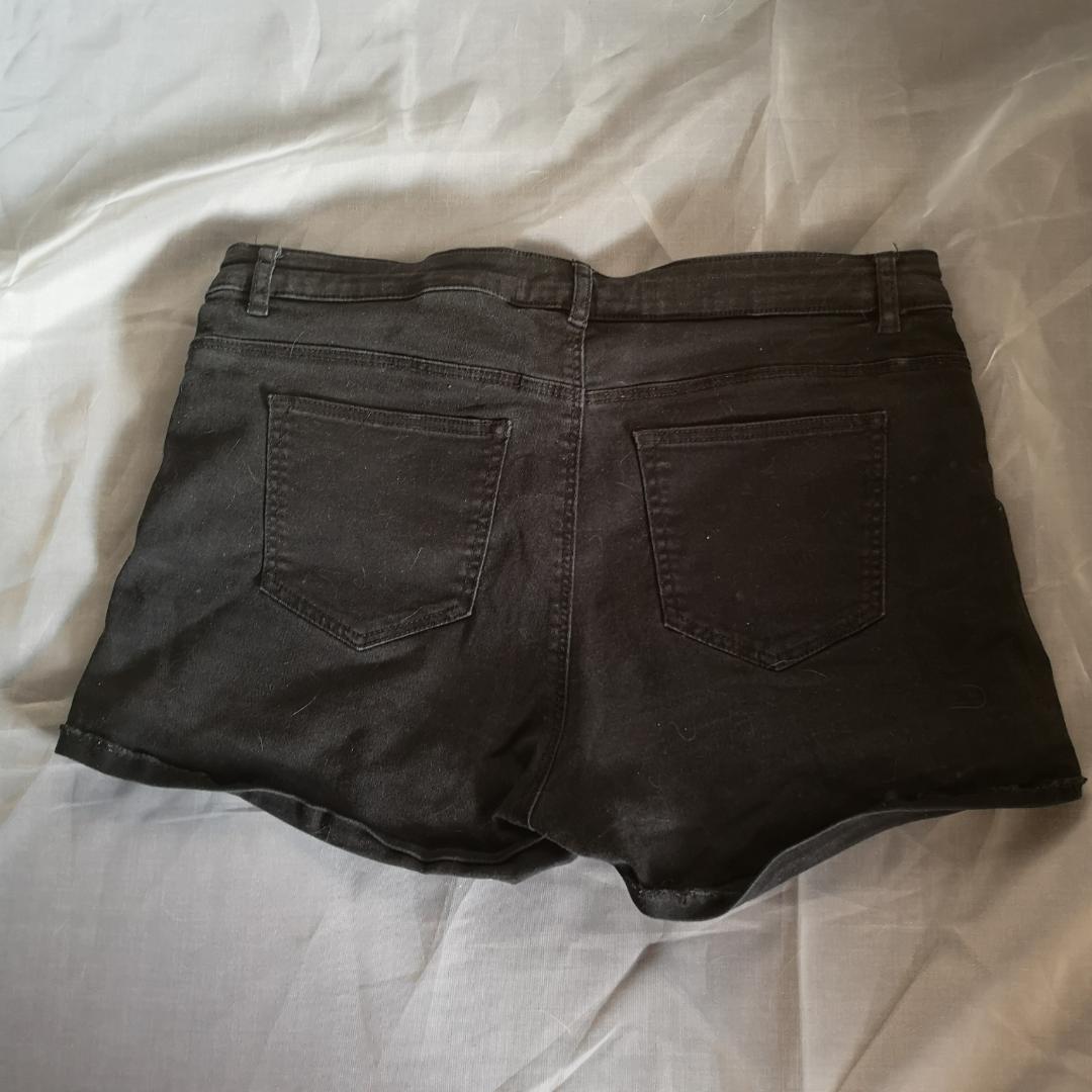 Korta shorts från H&M . Jeans & Byxor.