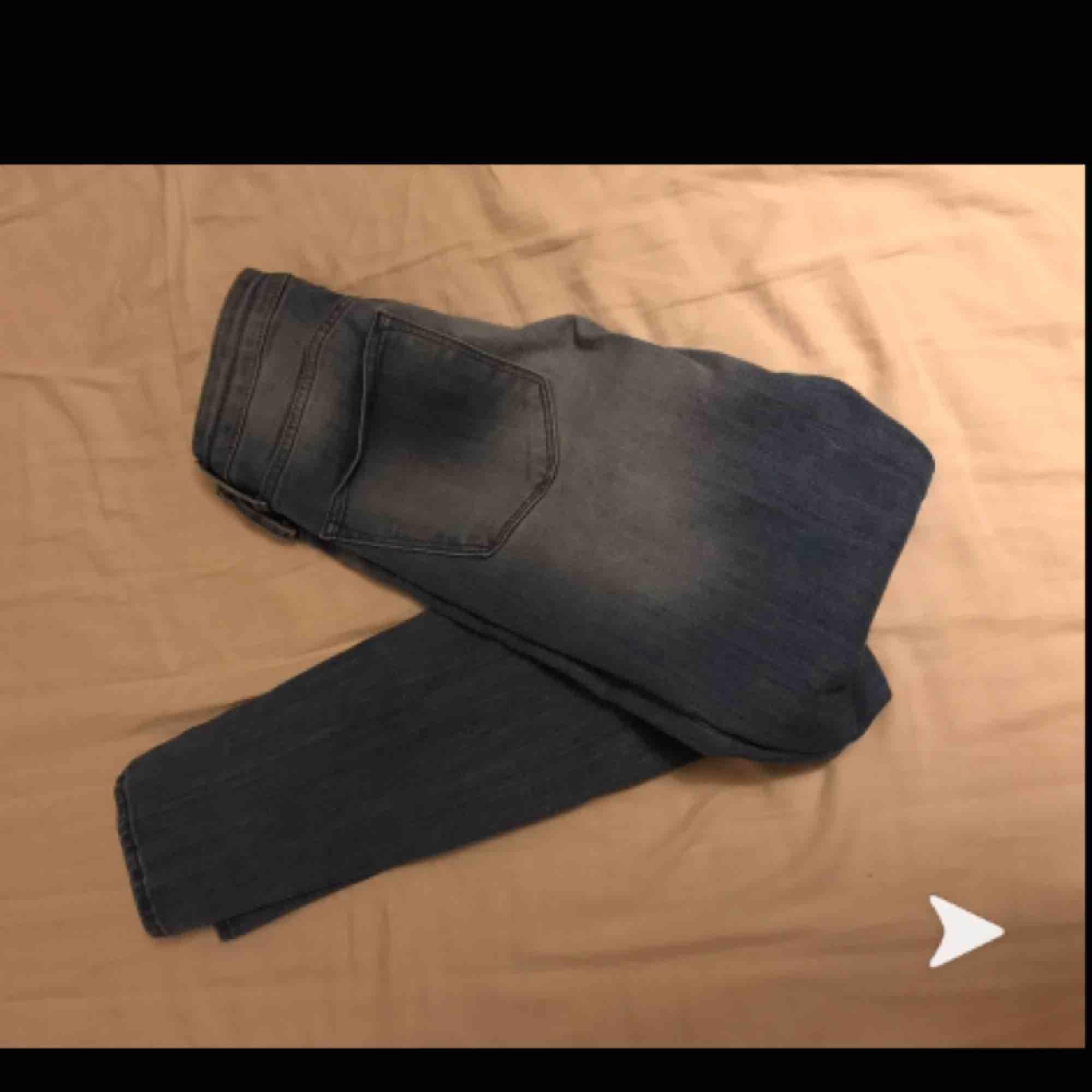 Ljusblå jeans storlek s  Köparen står för frakten!. Jeans & Byxor.