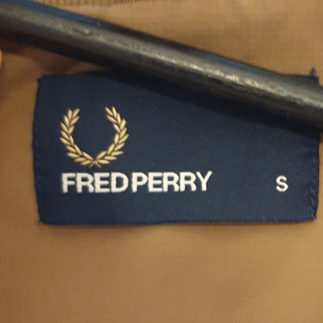Fred Perry jacka Storlek S Cond 7/10. Jackor.