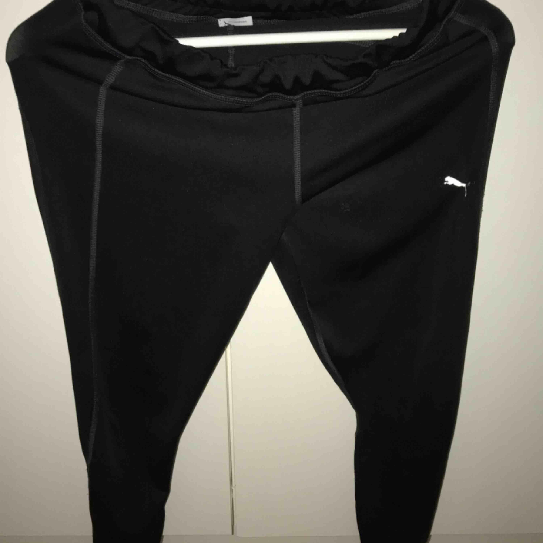 Puma träningstights Använd några få gånger. Frakt ingår i priset.. Jeans & Byxor.