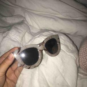 Skitanygga solbrillor från QUAY australia, använda 1 gång! Spegelglas
