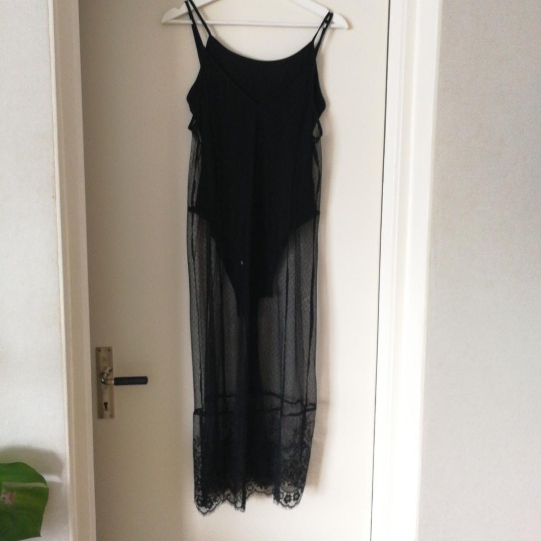 Body med klänning. Aldrig använd. Betalas med swish (+frakt) . Klänningar.